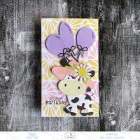Mini Slimline It's Your Birthday Card