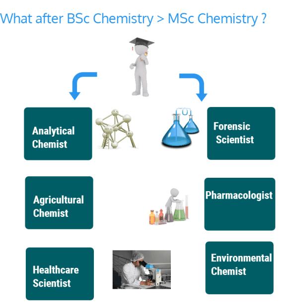 MSC Chemistry Career Options