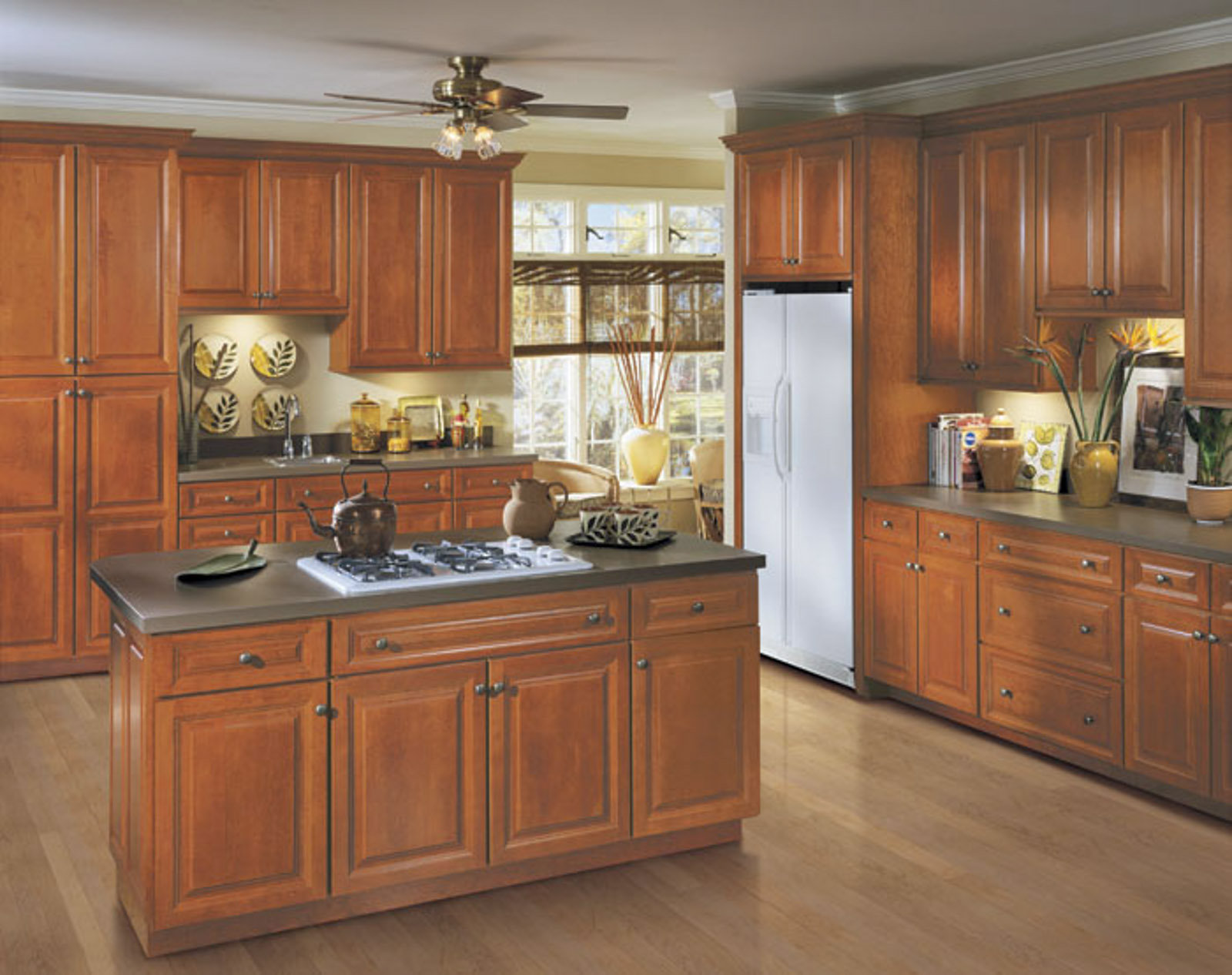 kitchen cabinets set island with oven 3 steps to choosing the right express kitchens tone for whole