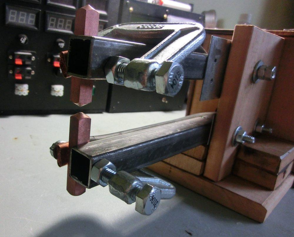 medium resolution of diy spot welder
