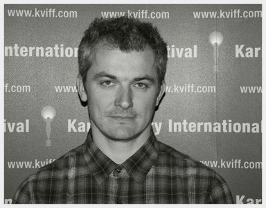 Karel Och, Artistic Director, Karlovy Vary International Film Festival