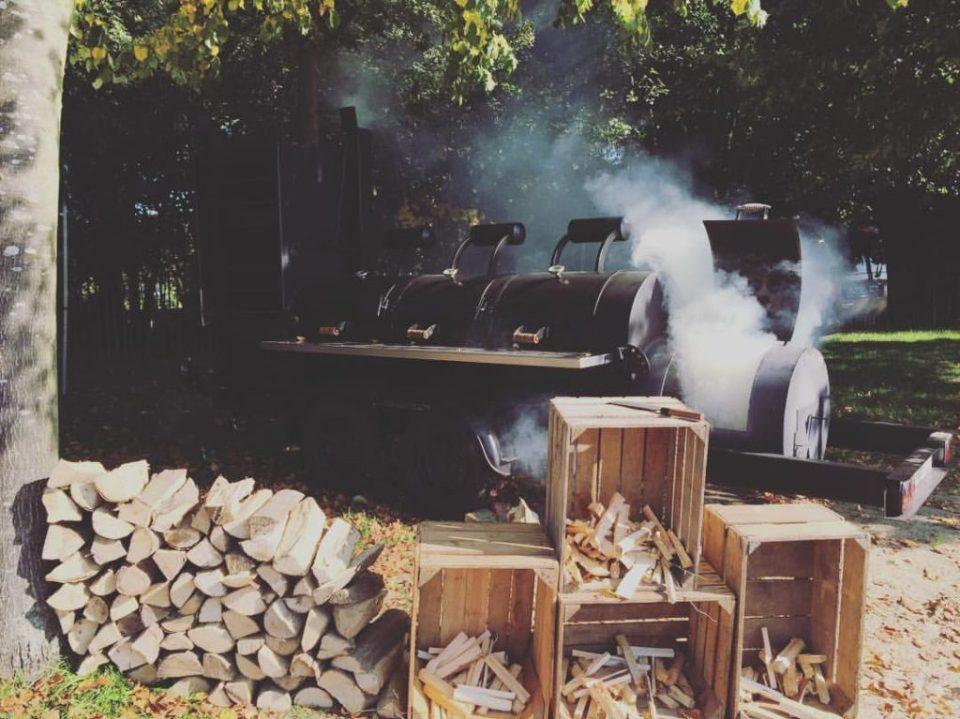 BBQ foodtruck - Rook en Vee