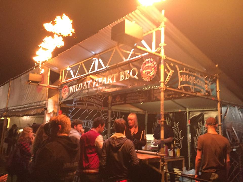 BBQ foodtrucks - wild at heart