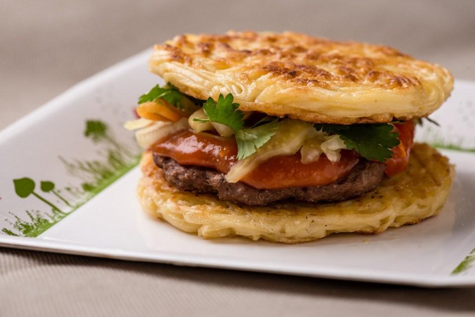 foodtrucks met hamburgers