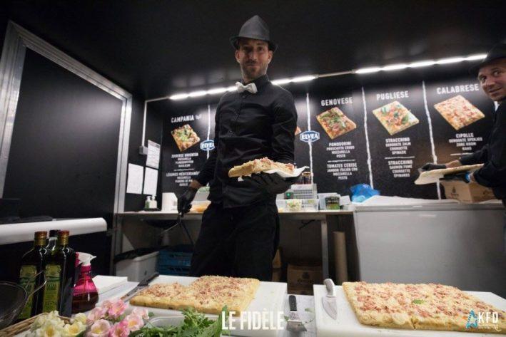 pizza truck Focaccia Foodtruck