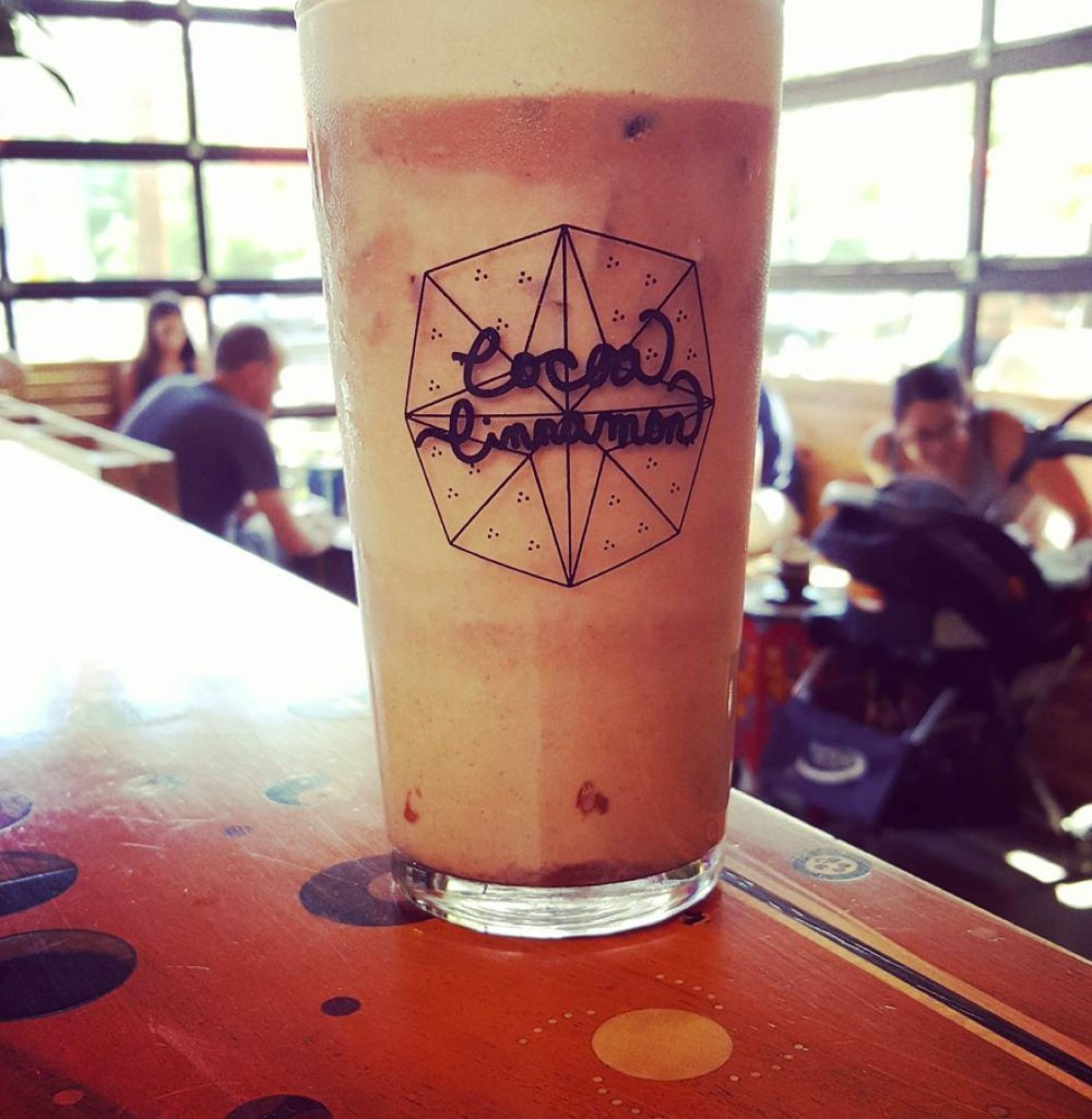Iced Hot Chocolate Drink | Gather Goods Co