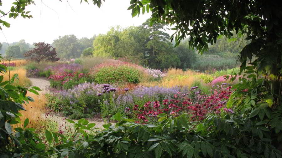 Piet Oudoulf Garden | Gather Goods Co