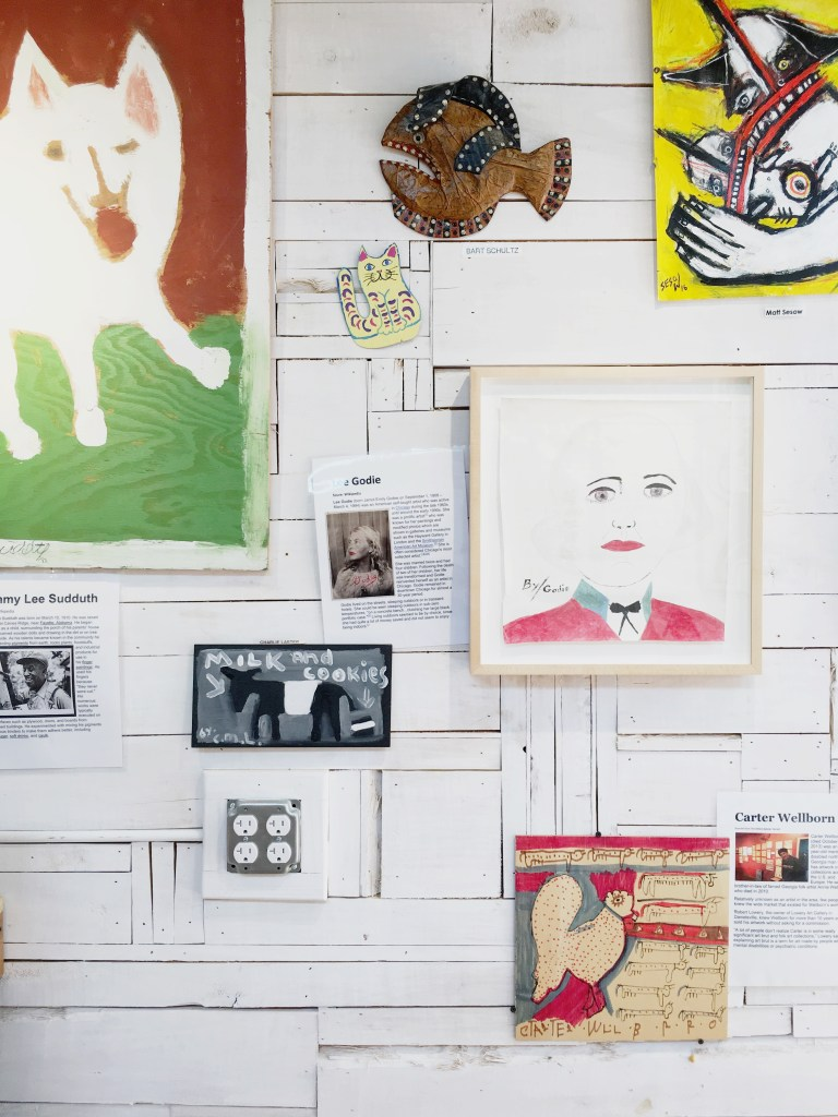 Small Museum of Folk Art, Pittsboro, NC | Gather Goods Co