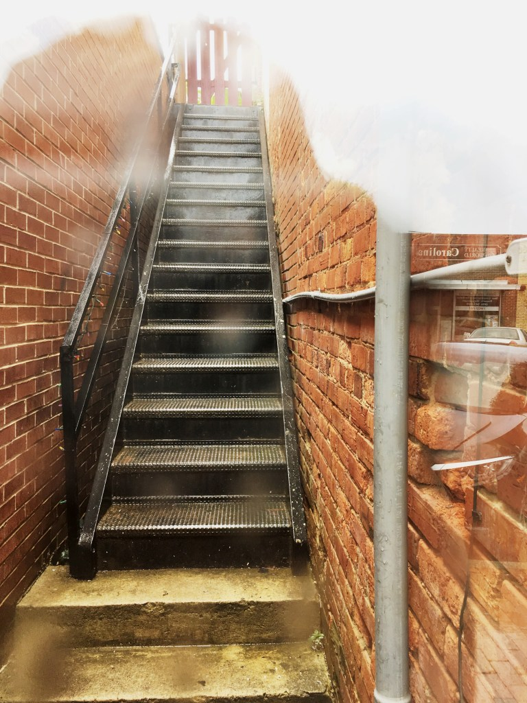 Stairs to Nowhere, Pittsboro, NC | Gather Goods Co