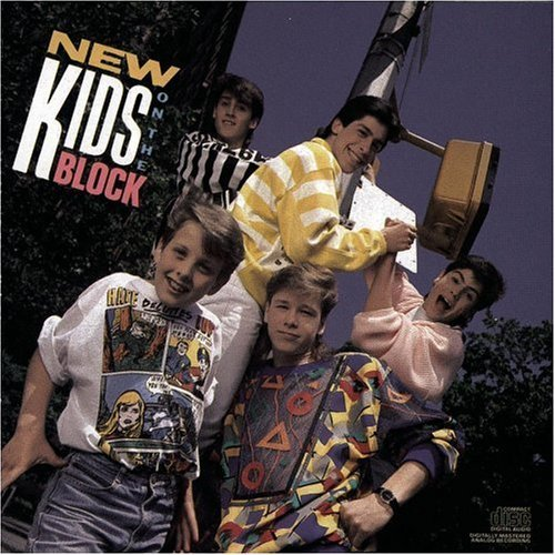 New Kids On The Block - GiveMeSomeEnglish!!!