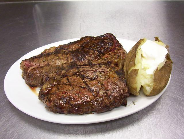 Steak And Potato - GiveMeSomeEnglish!!!