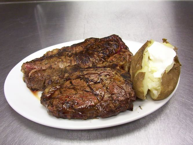 Steak And Potato - GiveMeSomeEnglish!!!