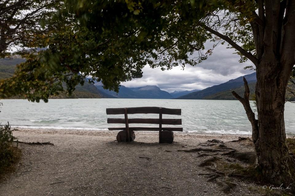 Lac Acigami, Lapataia, Terre de Feu