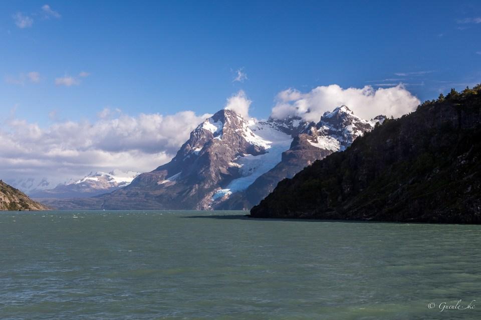 En direction du glacier Balmaceda