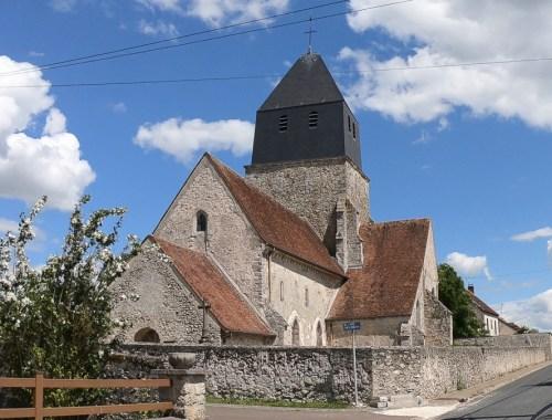 Eglise Saint-Georges de Courbetaux