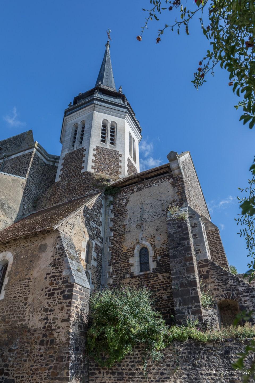 Eglise fortifiée Saint-Pierre de Toucy