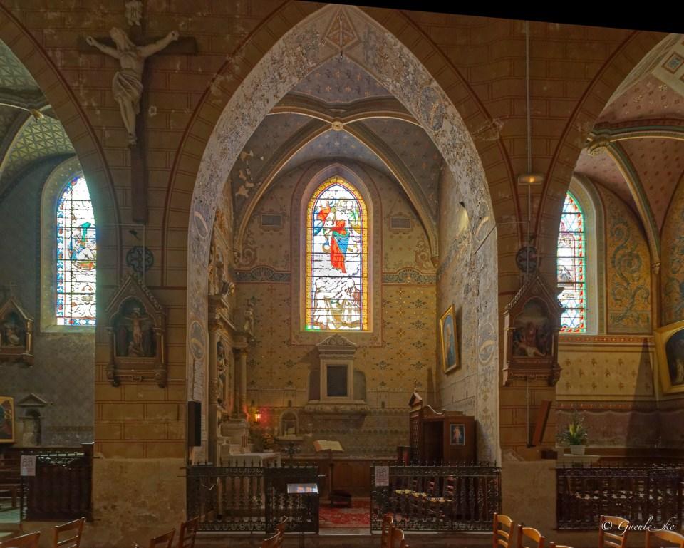 Chapelle de l'Immaculée Conception - Eglise Saint-Sauveur de Bellême