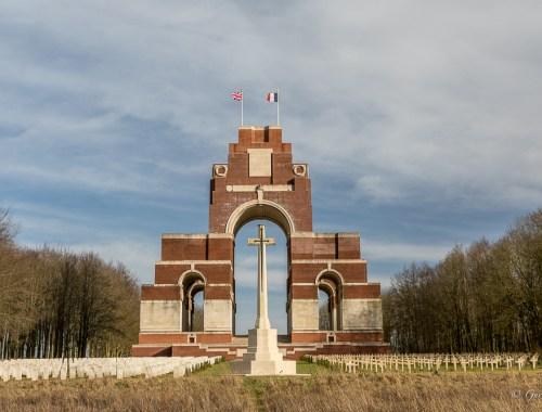 Mémorial franco-britannique de Thiepval