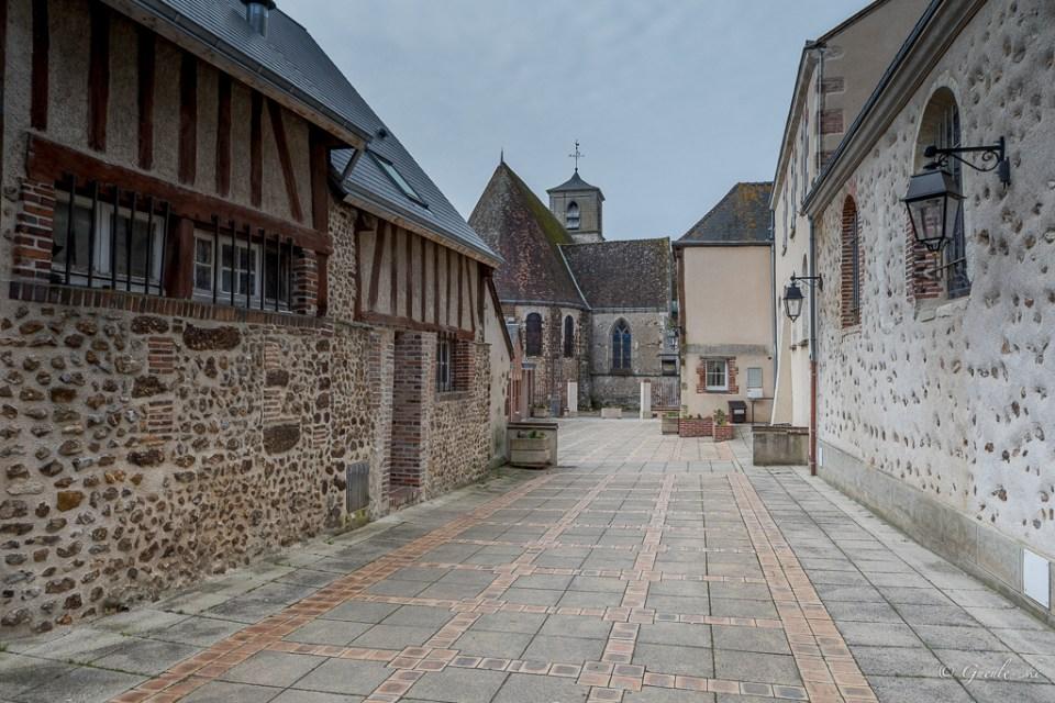 Brou, Centre-Val de Loire, France