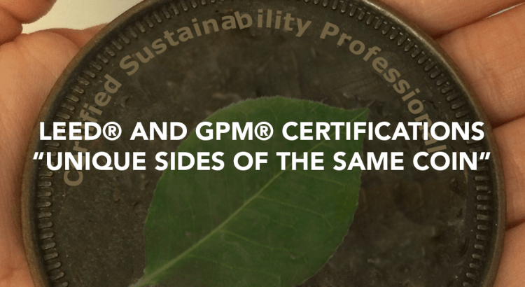 Why Gpm Green Project Manager Certification Goes Hand In Hand With