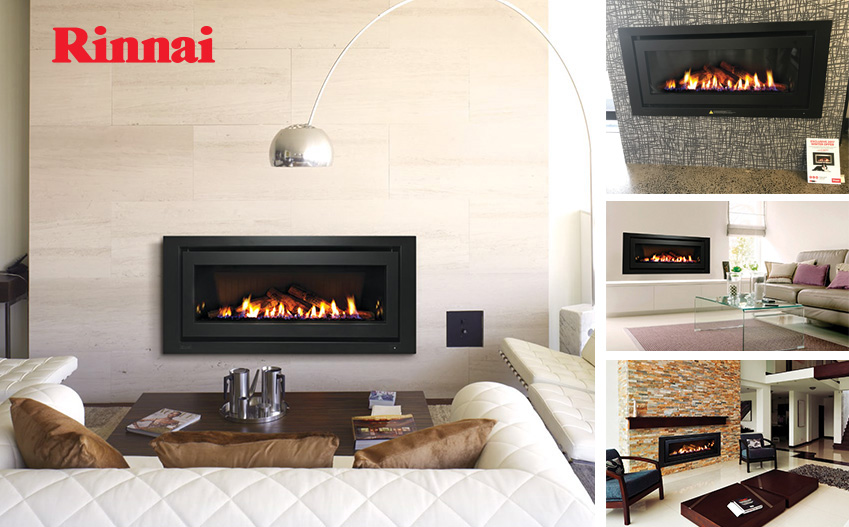 Rinnai Gas Log Fireplaces Harvey Norman Commercial Blog