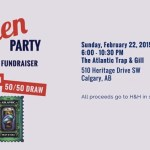 East Coast Kitchen Party Fundraiser