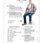 Reader's Digest Aug 2015 Contents