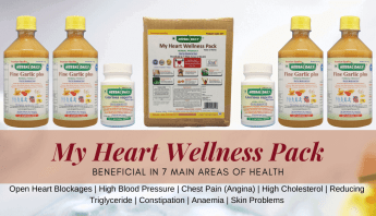 my heart wellness pack best for open heart blockages