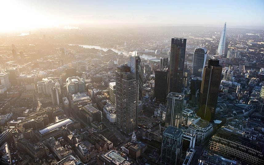 London is Officially The World's Most Powerful City
