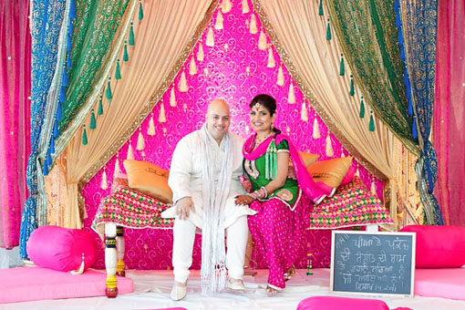 Punjabi Wedding Theme – Indian Fashion Mantra