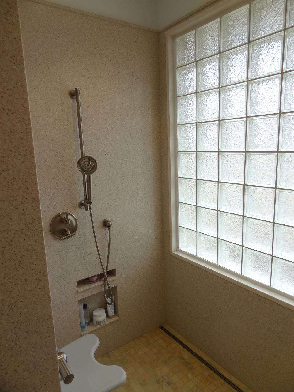 Roll in handicapped ADA shower design tips Cleveland  Columbus Ohio