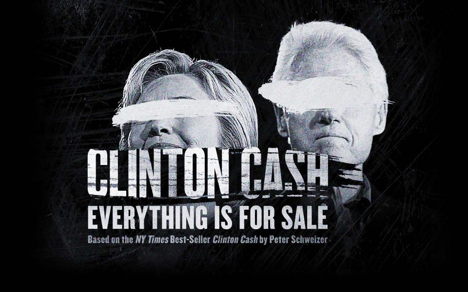 Clinton Cash Movie