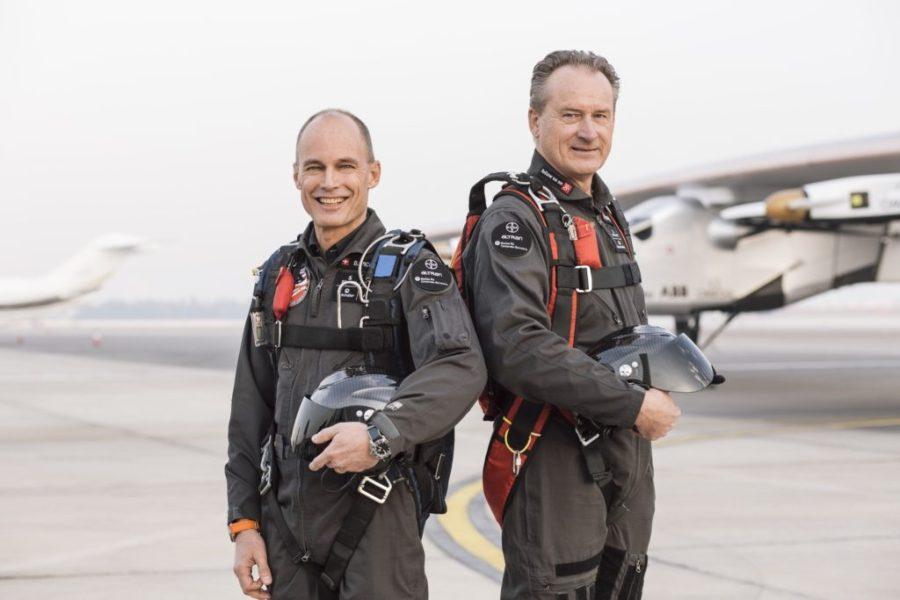 © Solar Impulse | Ackermann | Rezo.ch