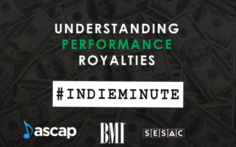 Understanding Performance Royalties | KDMR MUSIC | Indie Minute