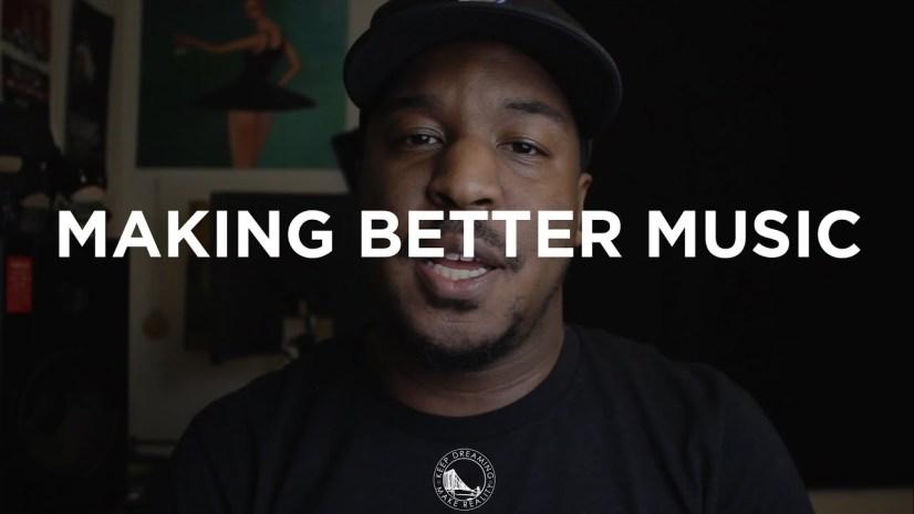 How To Make Better Music KDMR Music