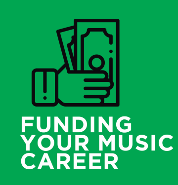 how to finance your music career kdmr music