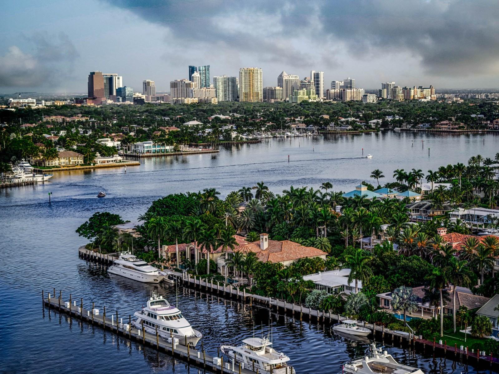 Downtown Ft Lauderdale