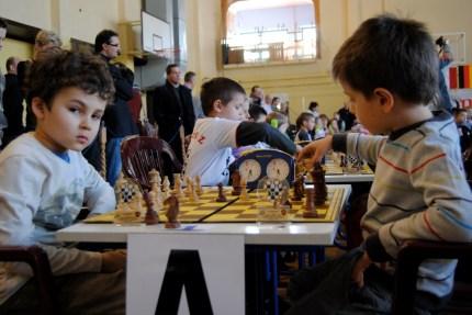szachy przedszkolaków