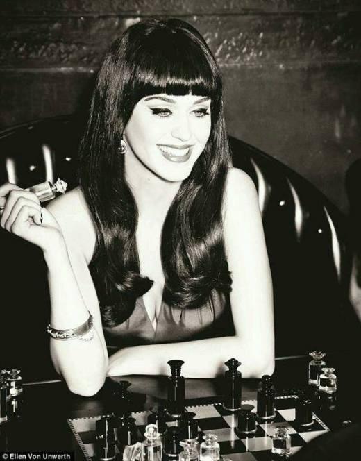 piękna szachistka