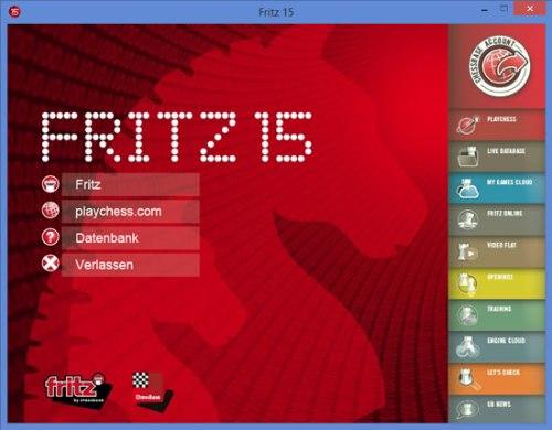 Fritz15StartDe
