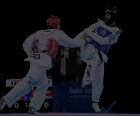 Visiting Karlovac and Ljubljana with Taekwondo club 'Forteca'