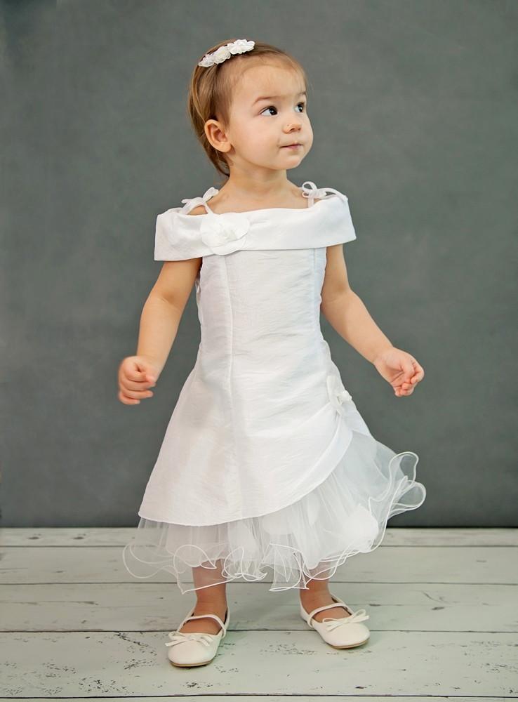 e4b796fb34a Comment choisir LA robe de cérémonie idéale pour votre petite fille