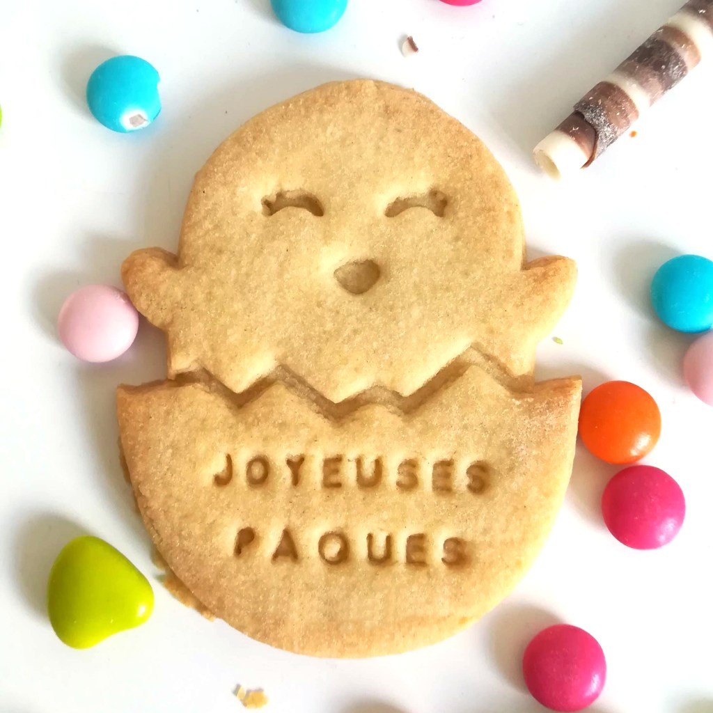 poussin-paques-biscuit-personnalise