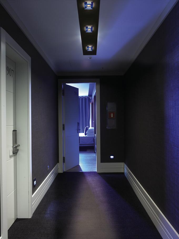 Iluminacin en pasillos  Blog iluminacin y lmparas