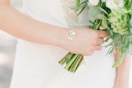 """Bracelet """"Orchidée"""""""