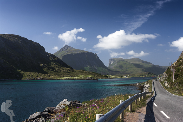 Narvtinden on the Lofoten