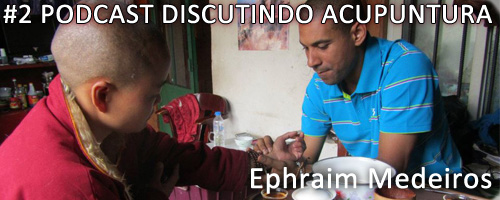 Ephraim Medeiros - acupuntura clássica