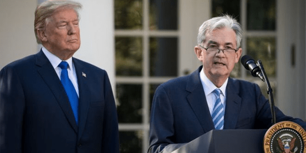 Jay Powell nominated as next Fed Chair