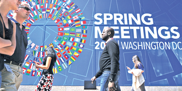 IMF & World Bank Spring Meeting 2018