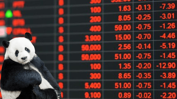 The forgotten bear market in China